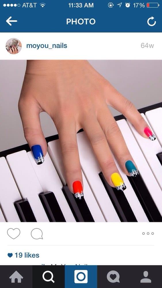 MoYou nail art - Yelp