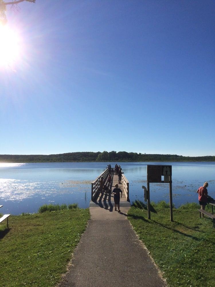Mauthe Lake Recreation Area: Campbellsport, WI