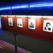 UGC Ciné Cité Les Halles - Paris, France. niveau des salles 12-13-14-15
