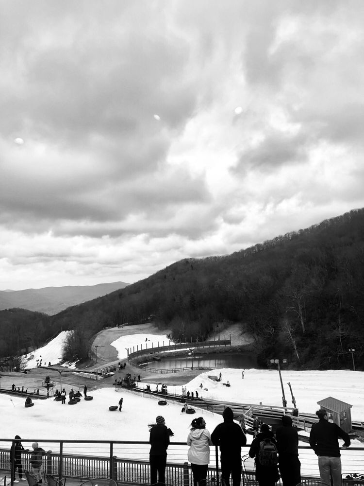 Social Spots from Hawksnest Snow Tubing and Zip Line
