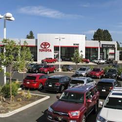 Lot Attendant Toyota