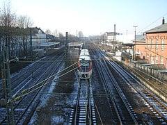 Bahnhof Düsseldorf-Gerresheim