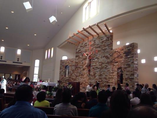 Immaculate Heart Of Mary Church Churches 201 E Thornhill Dr