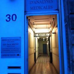 Laboratoire d analyse de biologie m dicale laboratoire d for Laboratoire d analyse salon de provence