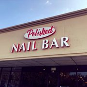 Elegant Entry With Photo Of Polished Nail Bar