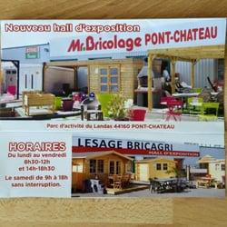 Mr bricolage magasins de bricolage 6 rue gutenberg - Mr bricolage pontchateau ...