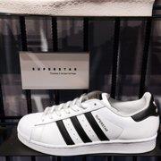 newest 57973 9c35d Photo of Adidas Originals New York SoHo - New York, NY, United States.