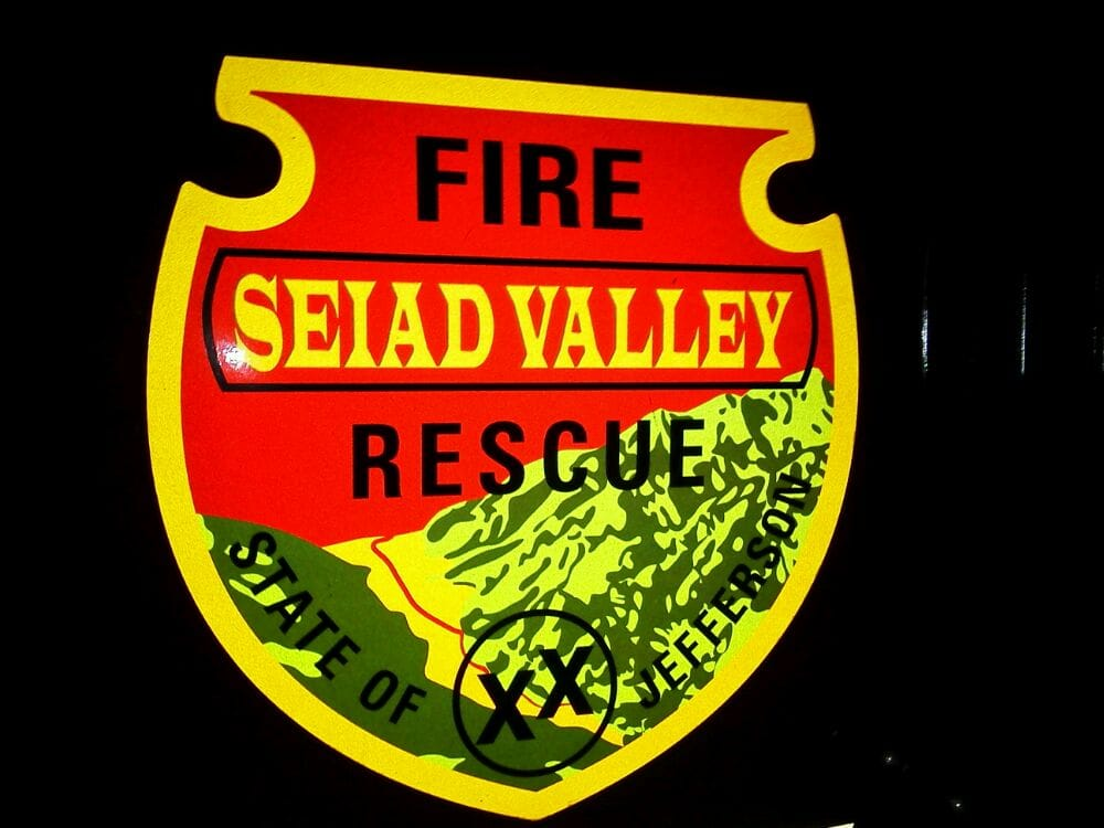 Seiad Volunteer Fire Dept: 44701 Highway 96, Klamath River, CA