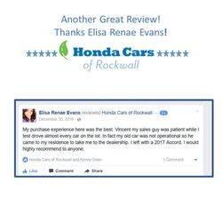 Photo Of Honda Cars Rockwall