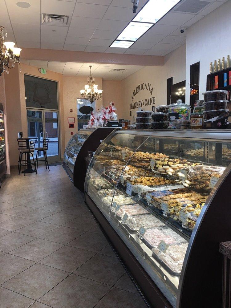Americana Bakery Cafe Glendale Ca