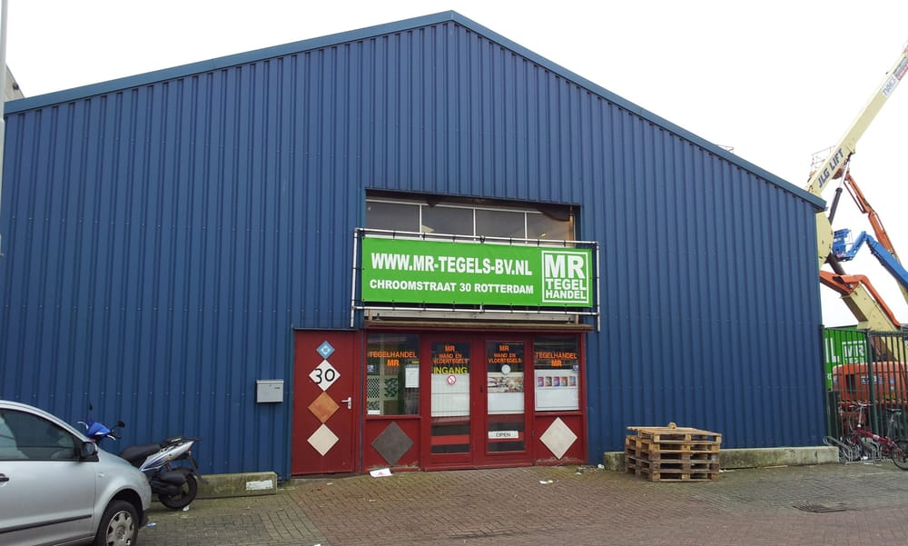 Tegels Badkamer Rotterdam : Mr tegels building supplies chroomstraat rotterdam zuid