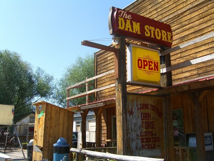 The Dam Store: 3846 Swan Valley Hwy, Irwin, ID