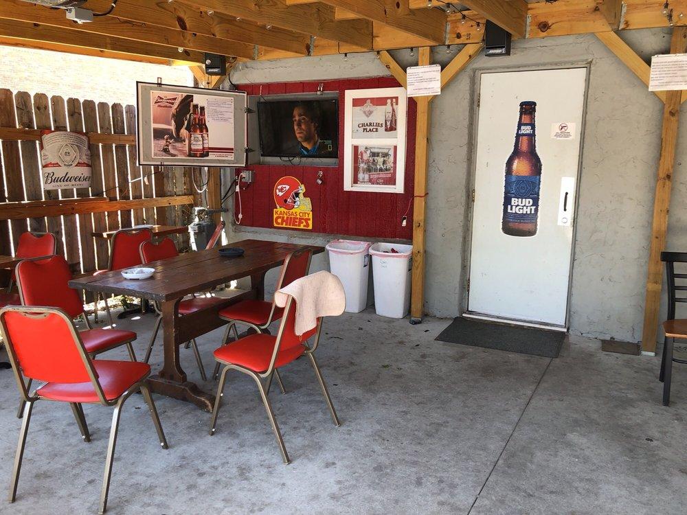 Charlie's Place: 116 Commercial, Emporia, KS