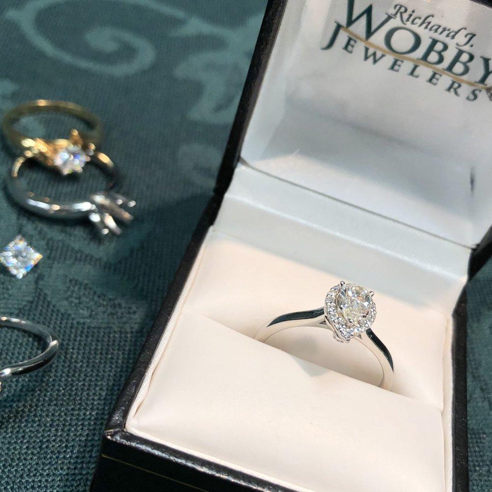 Richard J Wobby Jewelers: 124 N Main St, Barre, VT