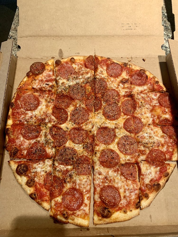 Social Spots from Tomaso's Pizza