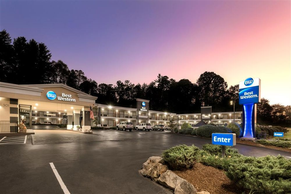 Best Western Asheville Tunnel Road: 501 Tunnel Rd, Asheville, NC