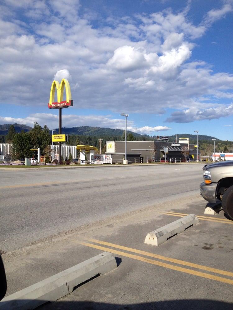 McDonald's: 422 N Newport Ave, Newport, WA