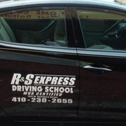 Rs Express Driving School Driving Schools 1331 W Baltimore St