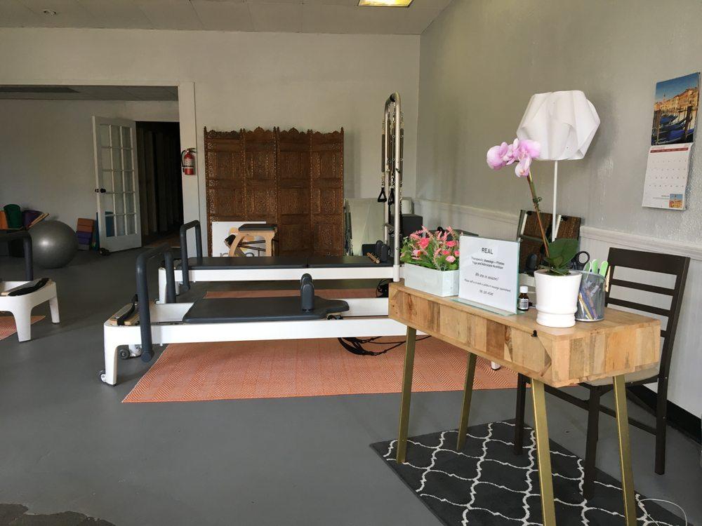 REAL Therapeutic Massage, Pilates & Yoga: 4511 Main St, Amherst, NY
