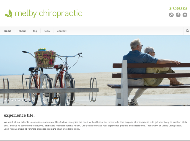 Melby Chiropractic: 314 S Neil St, Champaign, IL