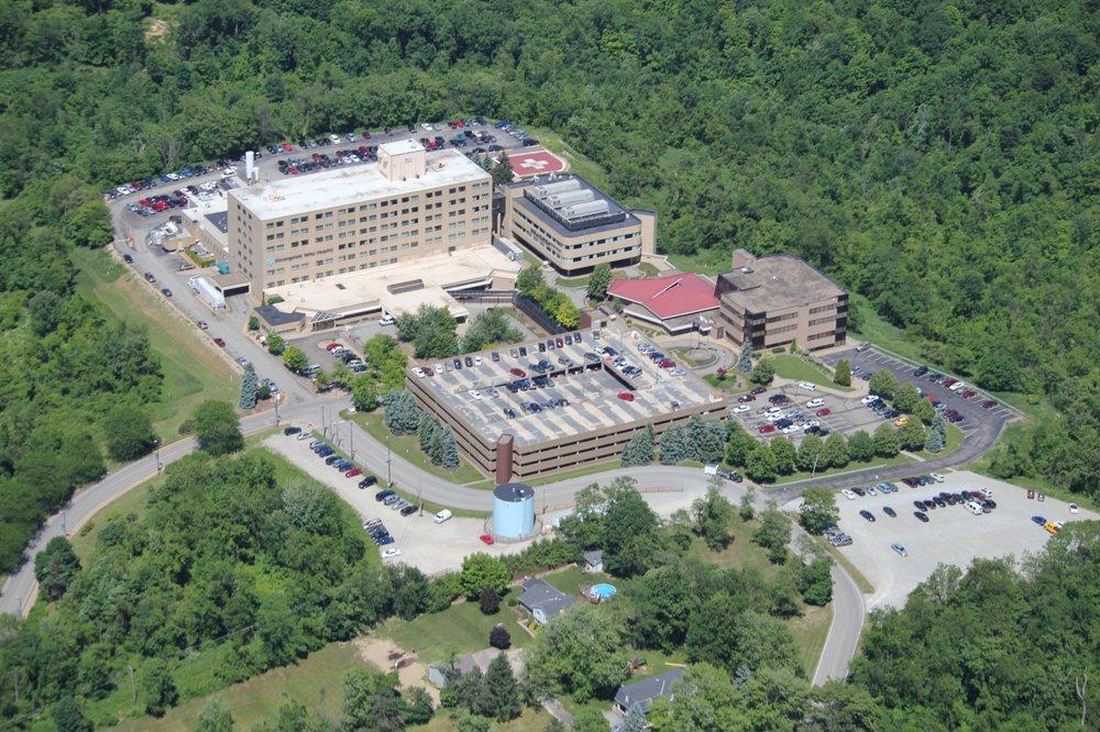 Monongahela Valley Hospital: 1163 Country Club Rd, Monongahela, PA