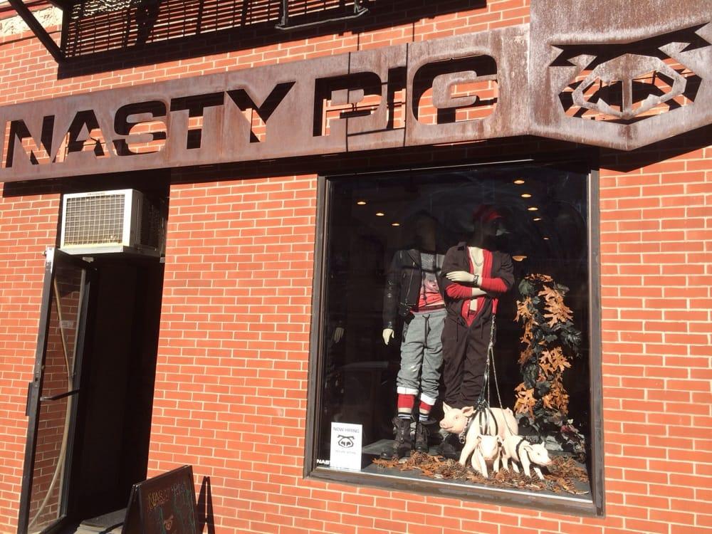 Nasty pig new york ny