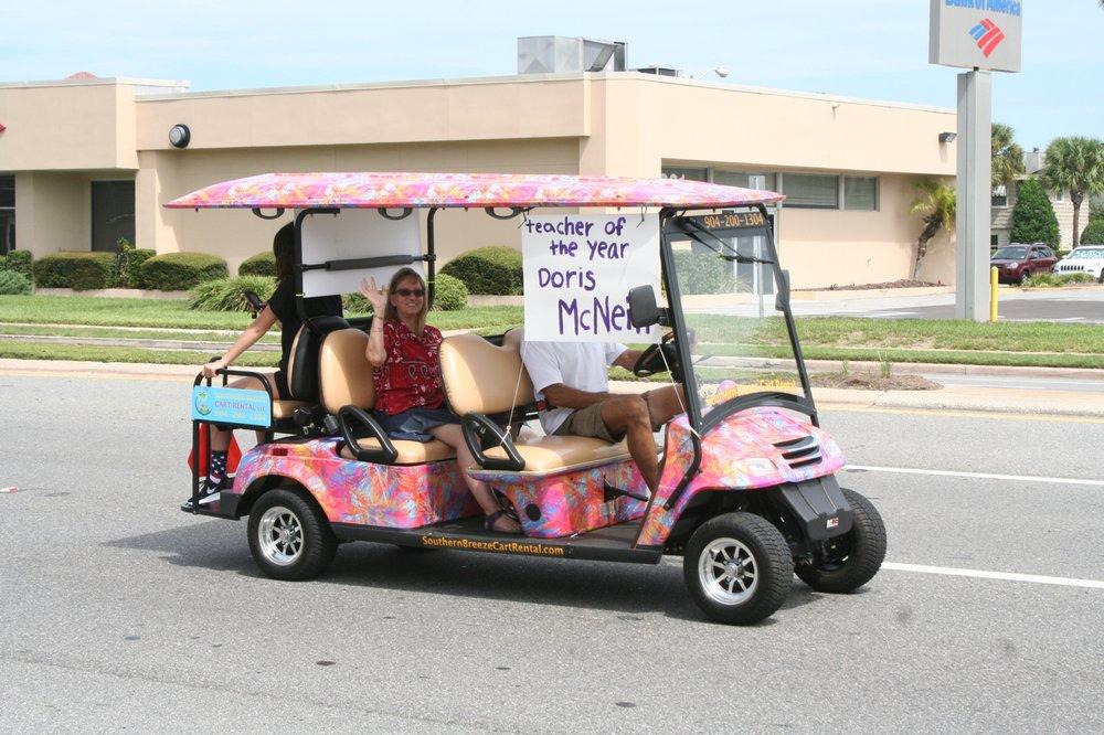 Southern Breeze Cart Rental: 200 1st St, Neptune Beach, FL
