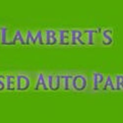Used Auto Parts Nh >> Lambert S Used Auto Parts Auto Parts Supplies 63 Mammoth Rd