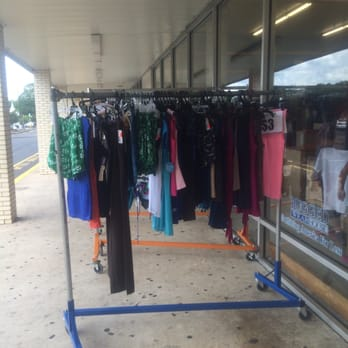 Photo Of Rugged Wearhouse Kannapolis Nc United States Racks Clothes That