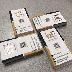 Uni design studio 24 photos web design 13618 39th ave photo of uni design studio flushing ny united states business card reheart Images