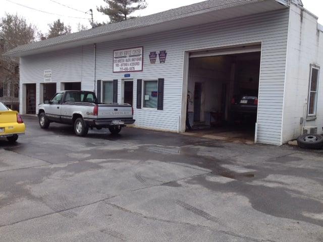Taylor's Service Center: 403 Main St, Delta, PA