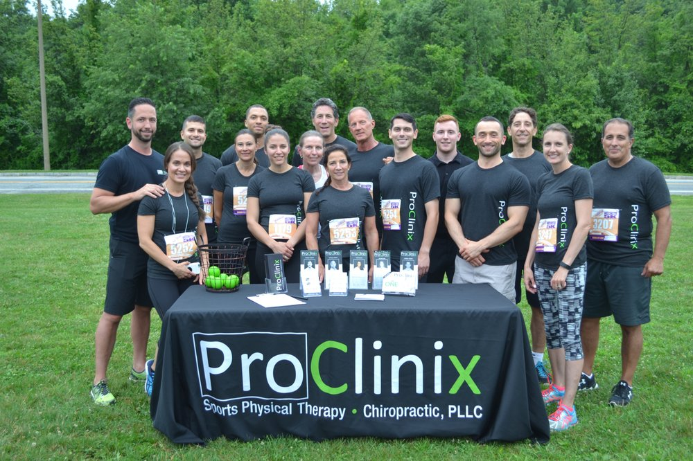 Proclinix Sports Physical Therapy & Chiropractic: 1 Elm St, Ardsley, NY