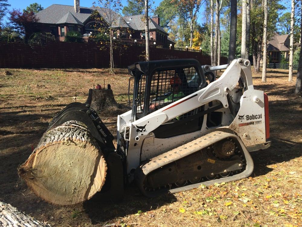 Zach's Grading & Tree Removal: 1070 Cartersville St, Ball Ground, GA