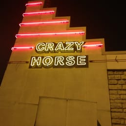 crazy horse downtown cleveland