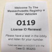 This Photo of Massachusetts Registry of Motor Vehicles - Revere, MA, United States. Not