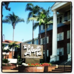 Photo Of The Lafayette Hotel San Go Ca United States