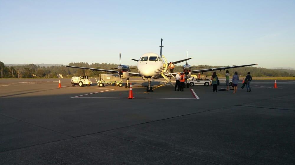 Hertz Car Rental Eureka Ca Airport