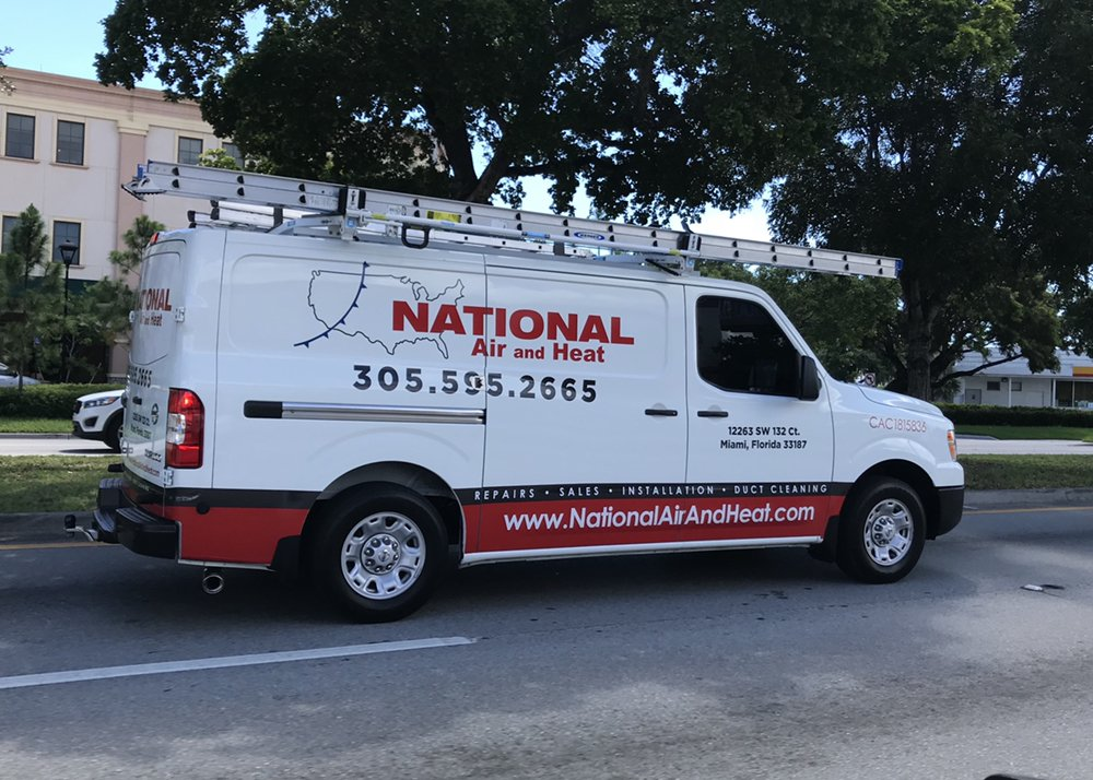 National Air and Heat: 12263 SW 132 Ct, Miami, FL