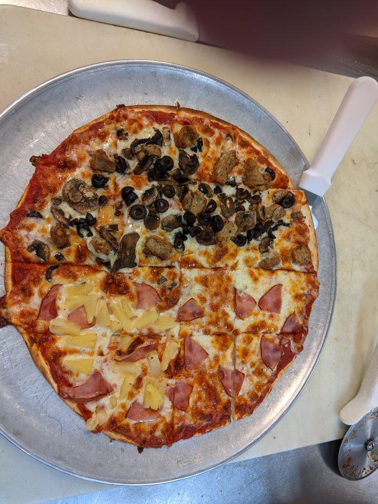 JimBob's Pizza: 2205 Fairfax St, Eau Claire, WI