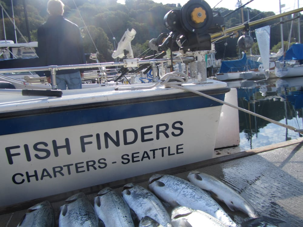 Another successful day yelp for Seattle washington fishing charters