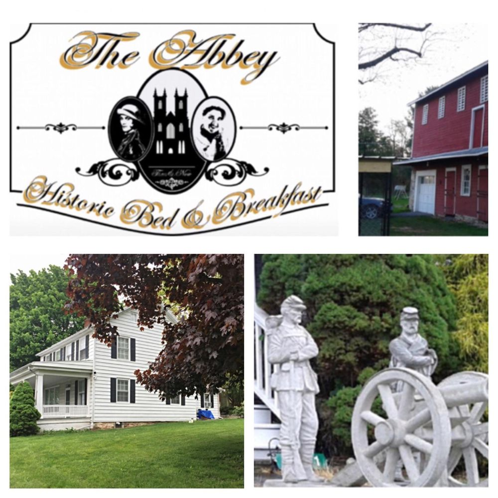The Abbey Historic Bed & Breakfast: 251 High St, Orrtanna, PA