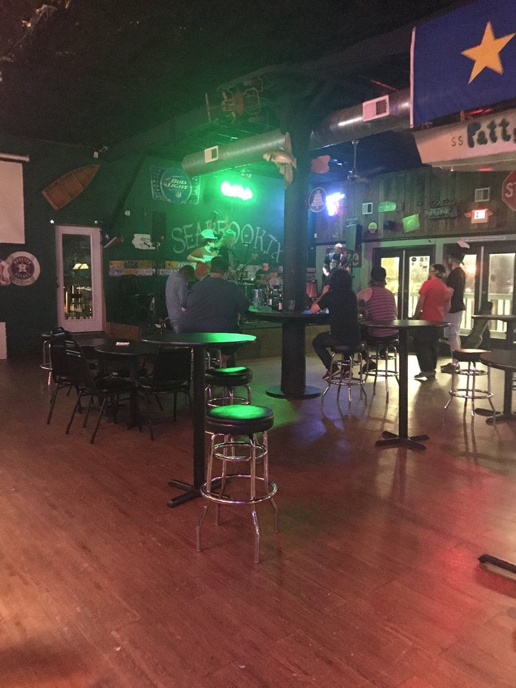 Fatty's Seabrook: 5735 Bayport Blvd, Seabrook, TX
