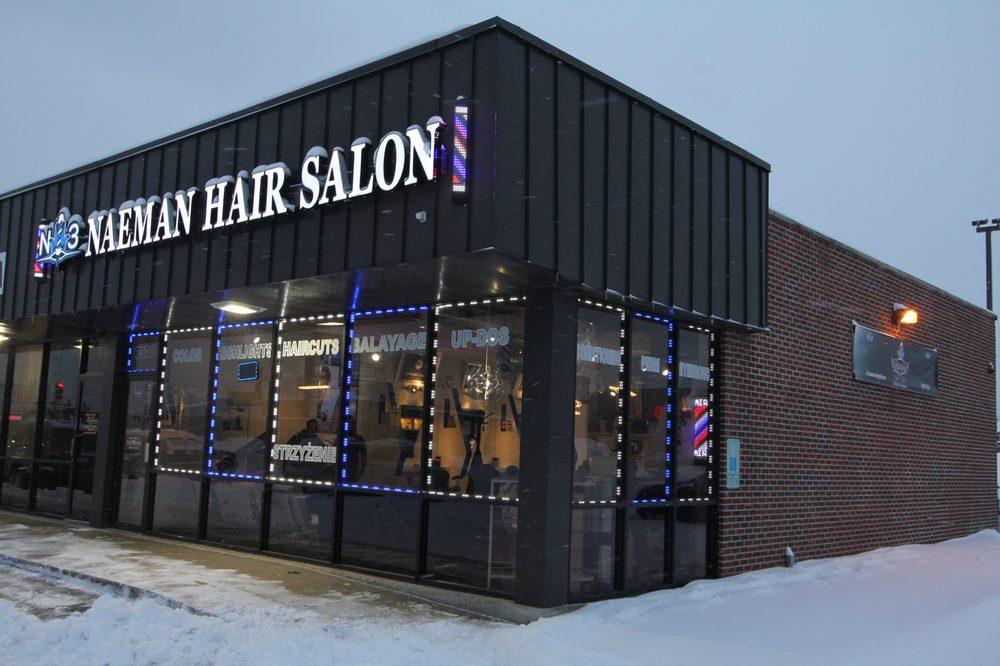 Naeman Hair Salon: 7370 W 87th St, Bridgeview, IL
