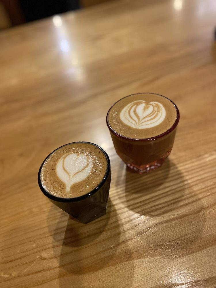 Social Spots from Slow By Slow Coffee Bar