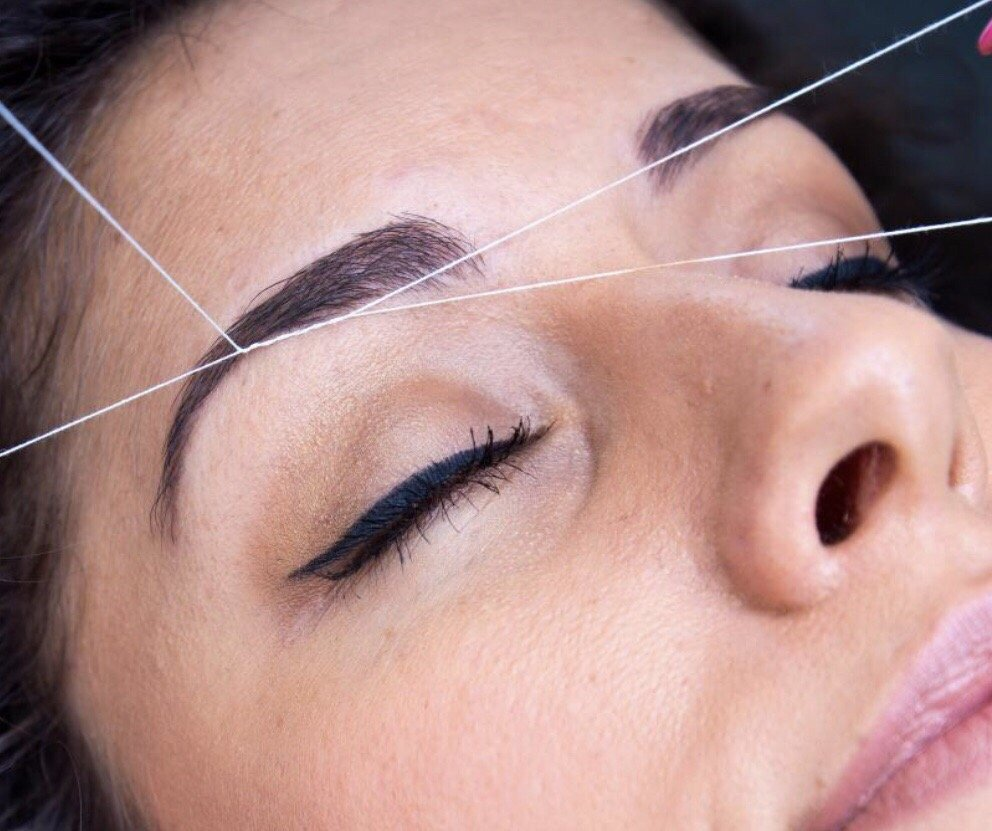 Eyebrows Threading Is A Hair Removal Service Last Longer 2 Week