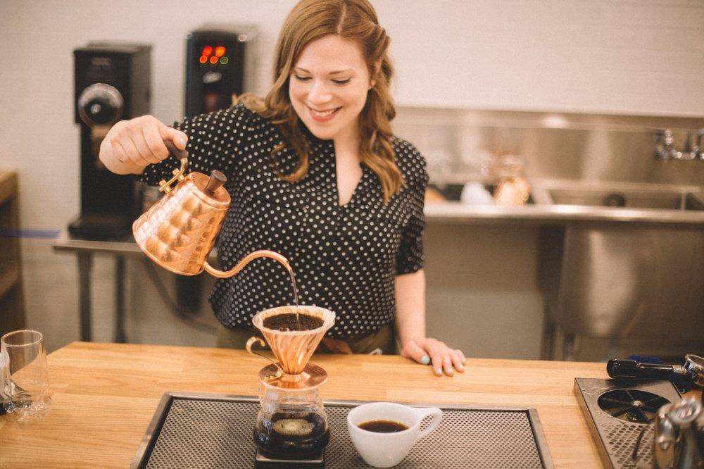 Brewlab Coffee Champaign Il