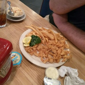 Photo Of The Chowder House Restaurant Zephyrhills Fl United States Clam Strips