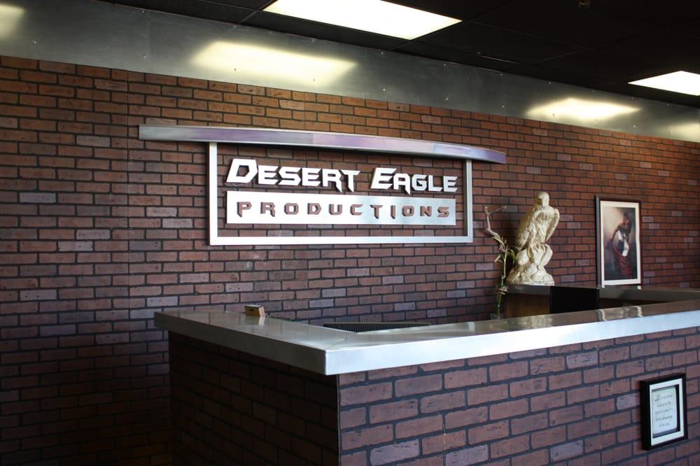 Desert Eagle Productions: 1421 Lee Trevino Dr, El Paso, TX