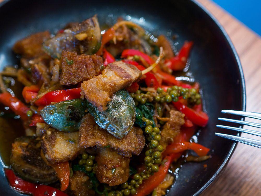 Thai Restaurant On Stevens Creek Blvd