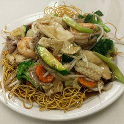 Photo Of Saigon Restaurant Oakland Ca United States Combination Crispy Chow